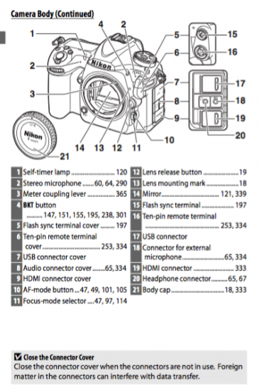 Nikon D500 user's manual now available for download, official launch ...