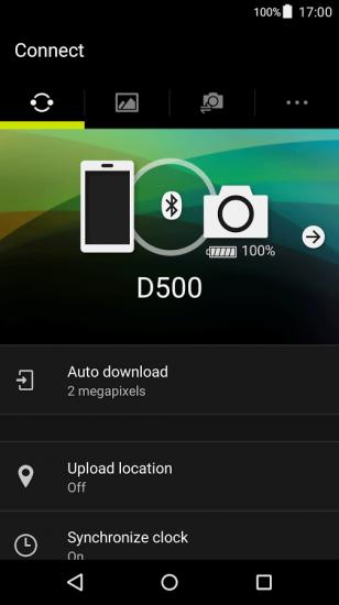 Nikon-SnapBridge-app