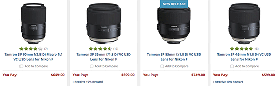 Tamron-Di-VC-lenses-designed-for-DSLR-cameras