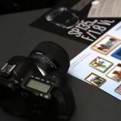 Tamron SP 135mm f:1.8 VC lens