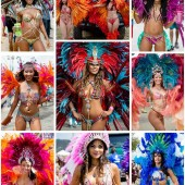 Trinidad Carnival with the Nikon D7100 NSFW