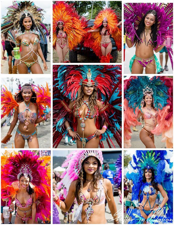 Trinidad Carnival with the Nikon D7100 NSFW