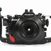 Nauticam NA-D500 underwater housing for Nikon D500 camera