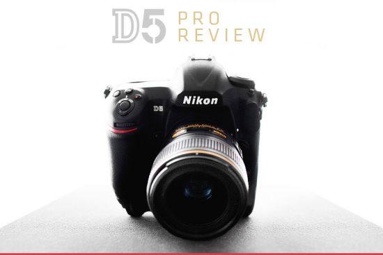 Nikon D5 camera review