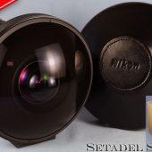 Nikon Nikkor 6mm f2.8 AIs fisheye lens