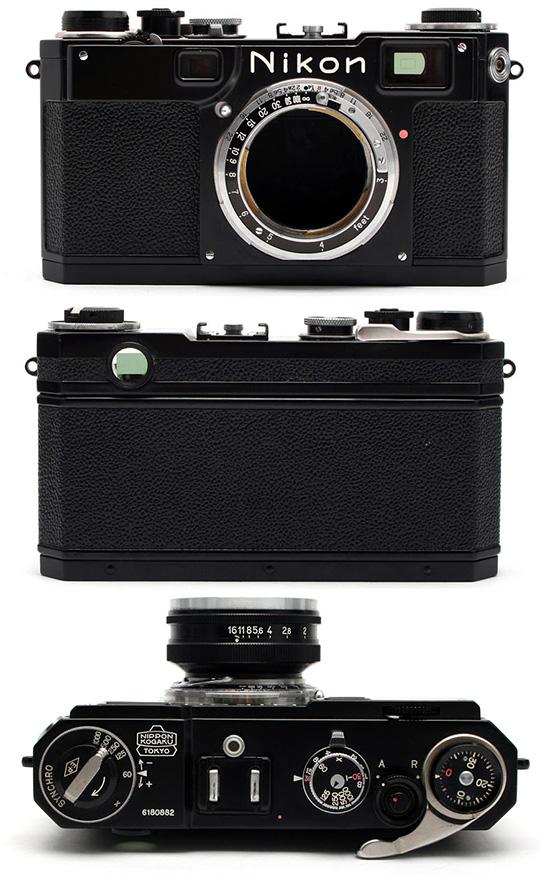 Nikon-S2-rangefinder-camera