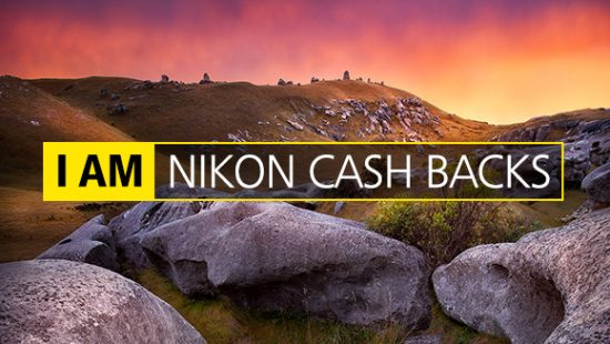 Nikon cash back program