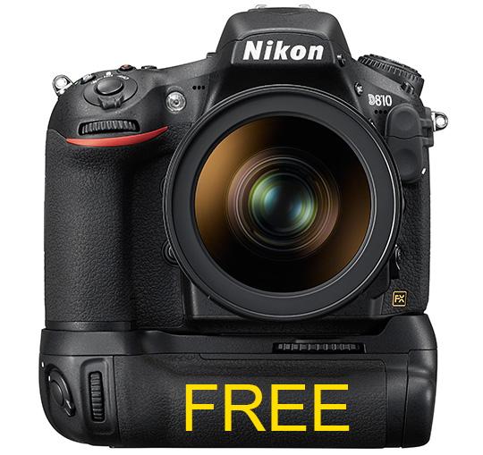 Nikon-free-battery-grip-offer