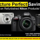 Nikon refurbished deals