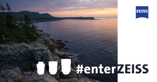 New Zeiss lens teaser #enterZEISS