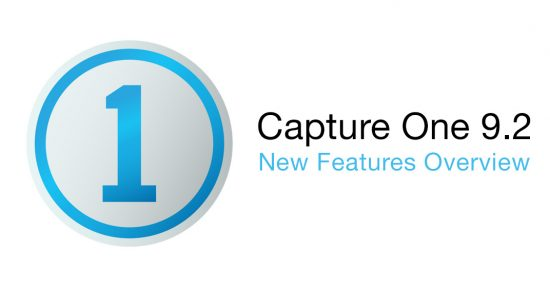 Capture One 9.2 released
