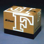 Nikon F box design