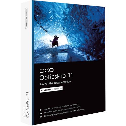 DxO Optics Pro 11
