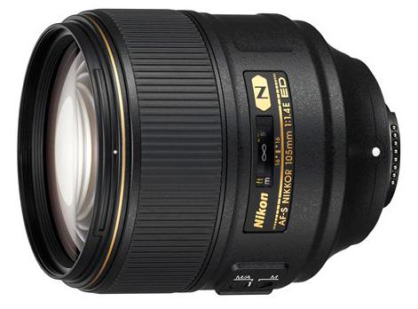 Nikon AF-S Nikkor 105mm f/1.4E ED lens announced
