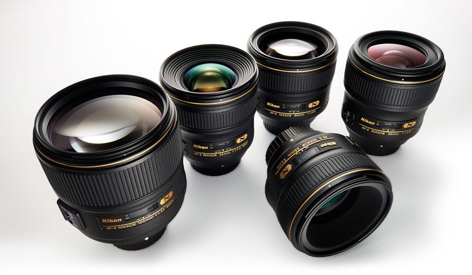 Nikon AF-S Nikkor 105mm f/1.4E ED lens additional coverage ...
