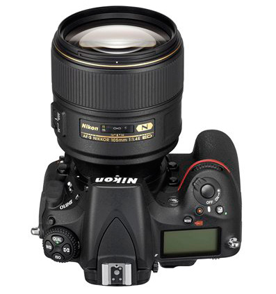 Nikon-AF-S-Nikkor-105mm-f1.4E-ED-lens-on-D810-camera