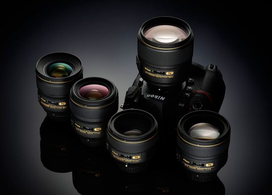 Nikon AF-S Nikkor 105mm f/1.4E ED lens additional coverage