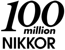 Nikon produced 100 million Nikkor lenses