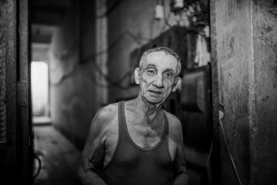 Old Man In Havana