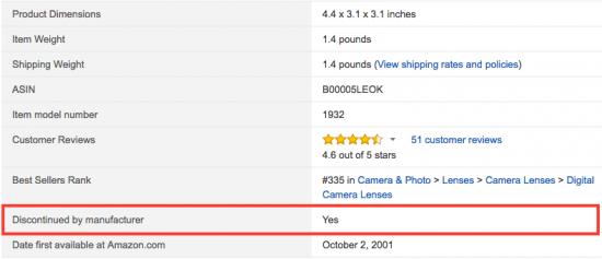 Nikon-AF-DC-NIKKOR-105mm-f2D-lens-listed-as-discontinued