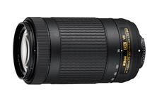 Nikon AF-P DX NIKKOR 70-300mm f:4.5-6.3G ED VR lens
