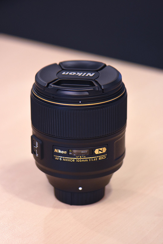 nikon af 1 4e ed lens additional coverage