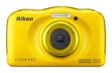 Nikon Coolpix W100 compact camera