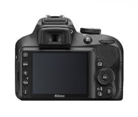 Nikon D3400 DSLR camera 3