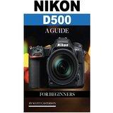 Nikon D500 books 1