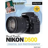 Nikon D500 books 5
