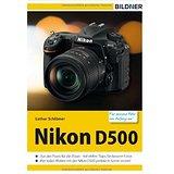 Nikon D500 books 8