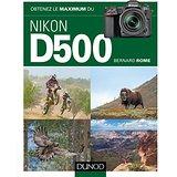 Nikon D500 camera books 3