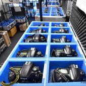 Nikon (NPS) stockpile at the 2016 Rio Olympic Games 1