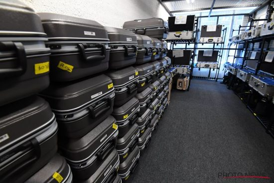 Nikon (NPS) stockpile at the 2016 Rio Olympic Games 2