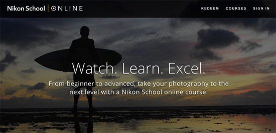 Nikon-Online-School