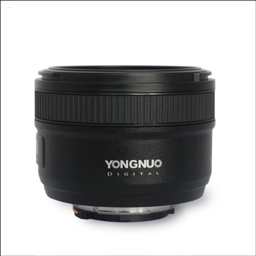 Yongnuo YN 35mm f/2 lens for Nikon F mount now available