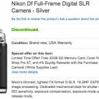 nikon-df-listed-as-discontinued