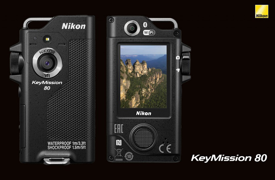 Nikon KeyMission 80 firmware update version 1 3 released - Nikon Rumors