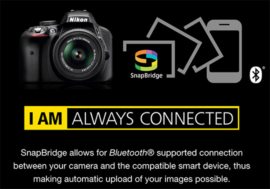 "Nikon SnapBridge 2.5.4 ""how to"" digitutor videos"