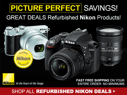 refurbished-nikon-deals