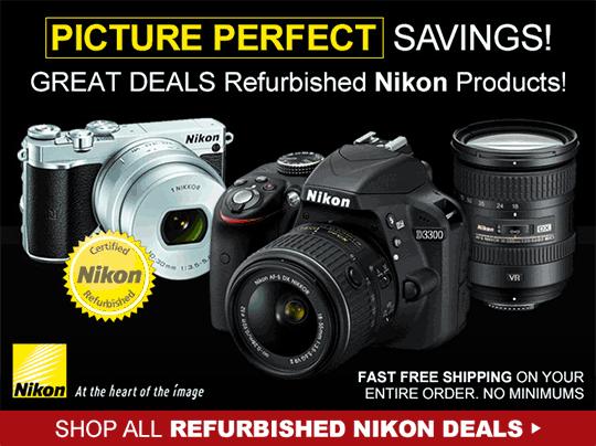 refurbished-nikon-deals