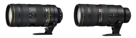 nikon-70-200mm-f2-8e-fl-ed-vr-vs-70-200mm-f2-8g-ed-vr-ii-specifications-comparison