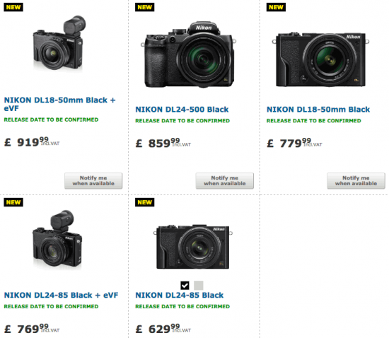 nikon-dl-camera-uk-price-increase