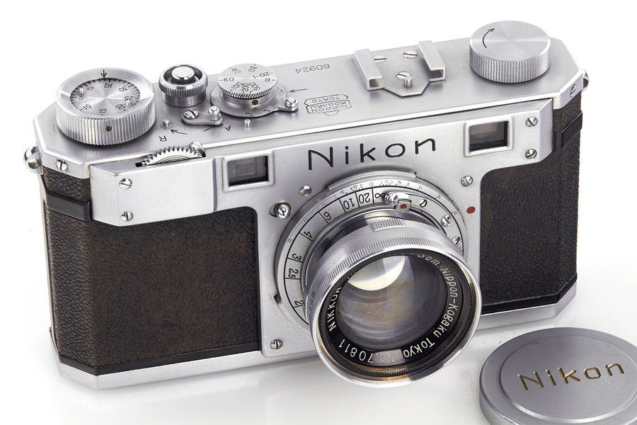 This Nikon I camera from 1948 is the earliest known surviving production Nikon in the world - Nikon Rumors