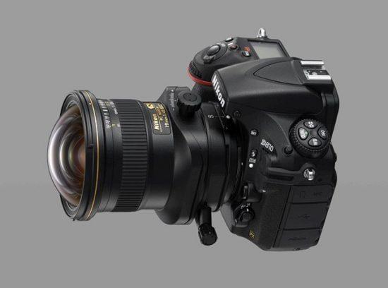 Nikon NIKKOR PC 19mm f/4E ED tilt shift and 70-200mm f/2.8E FL ED VR lenses announced