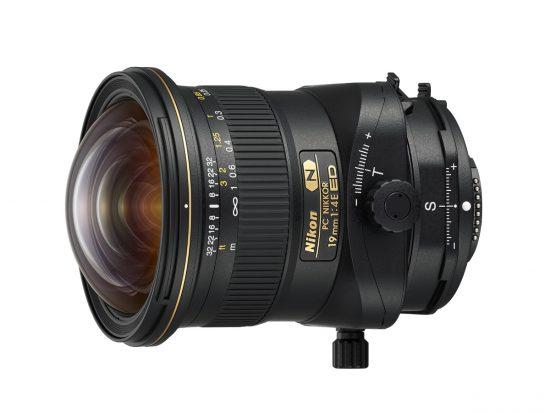 Nikon PC Nikkor 19mm f/4E ED and 70-200mm f/2.8E FL ED VR lenses press release