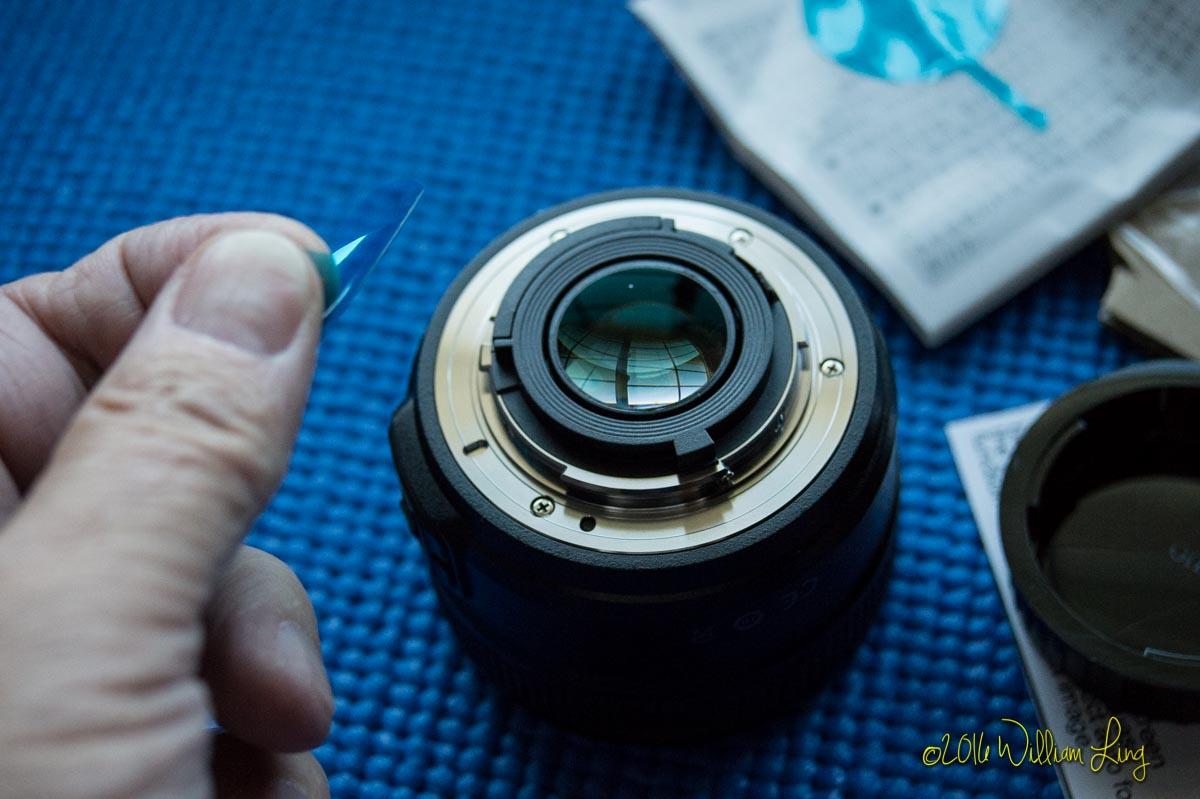 Yongnuo YN 35mm f/2 lens for Nikon F mount: quick review