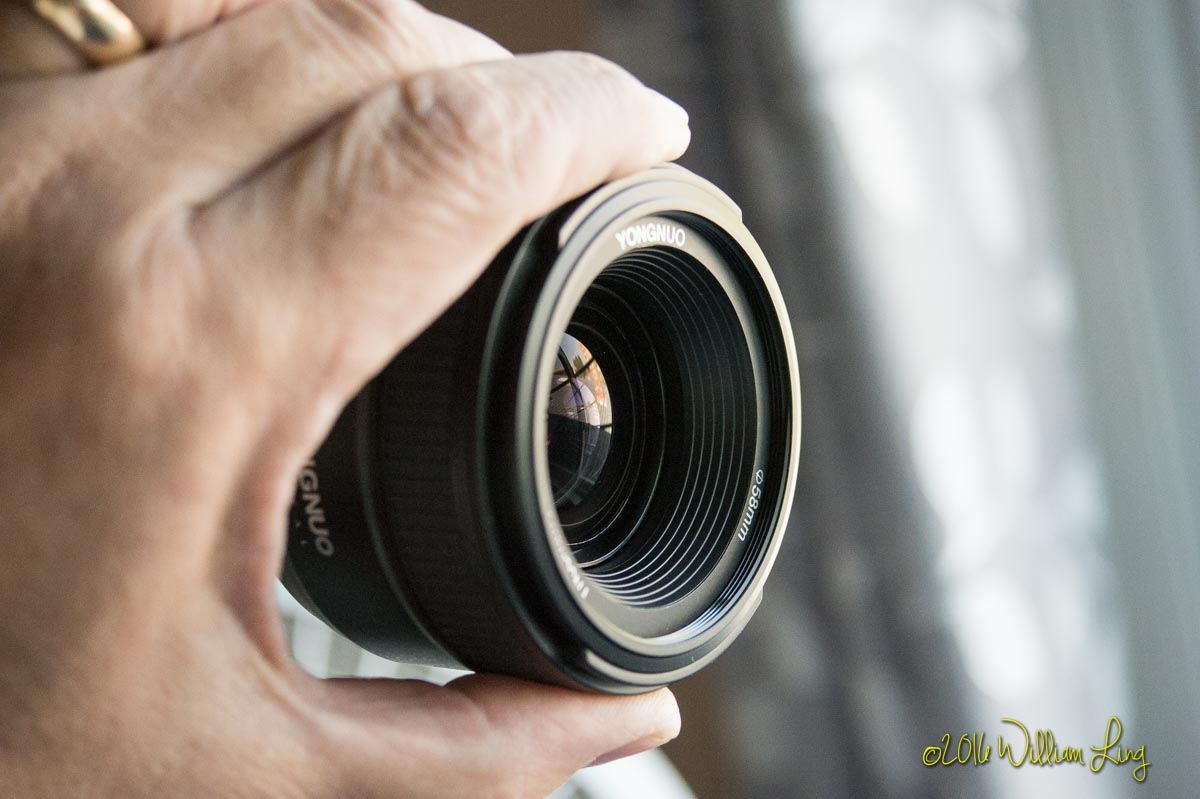 Yongnuo YN 35mm f/2 lens for Nikon F mount: quick review and