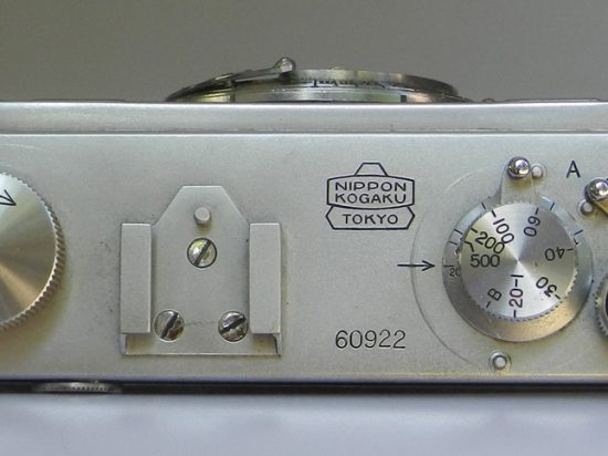 first-known-nikon-i-camera-serial-60922