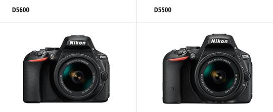 nikon-d5600-vs-nikon-d5500